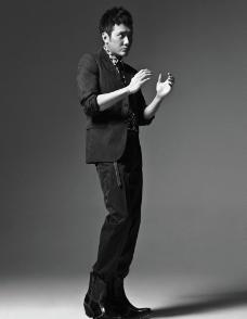 冯绍峰 时尚男士图片