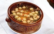 红鼎肉丸汤图片