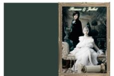 罗密欧与朱丽叶婚纱样册(边框不清晰)图片