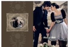 罗密欧与朱丽叶婚纱样册图片