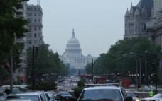 美國华盛顿 國會山大道图片