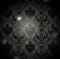 欧式古典底纹图片