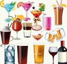 饮料集图片