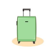 旅行箱图片