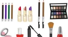 矢量化妆品图片