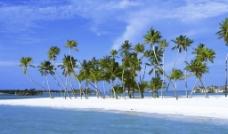 高清沙滩壁纸图片
