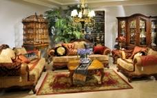 凯撒客厅景组图图片