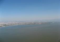 西山上俯视图图片
