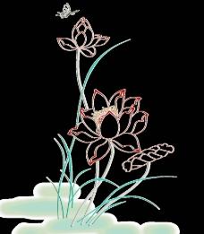 花开正浓图片