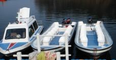 燕子湖 游船图片