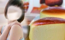 美味芝士蛋糕图片