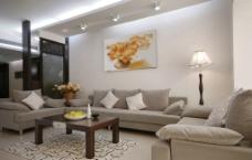 客厅空间图片
