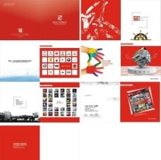 广告公司画册 画册图片