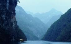 小三峡风景图片